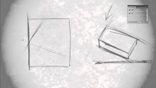 Ctrl+Paint — Традиционная графика. Визуальное измерение пропорции. Урок 4.1