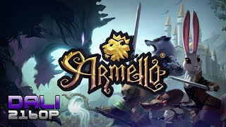 Armello PC UltraHD 4K Gameplay 2160p