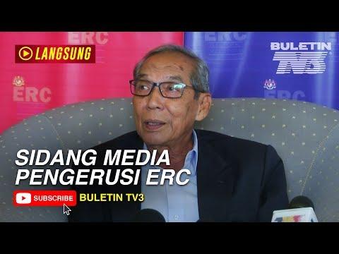 Sidang Media Jawatankuasa Pembaikan Sistem dan Undang-Undang Pilihan Raya