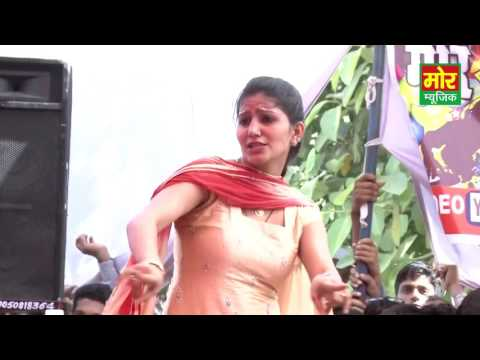 Husan Haryane ka karta fire kaamal dance by Sapna chaudhary