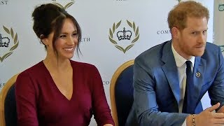 Meghan Markle: We can't talk about women's empowerment without men