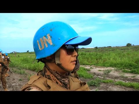 Women In Peacekeeping