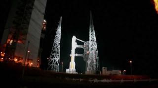 Delta IV - WGS-4 Rocket Launch 19th Jan 2012