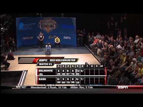 2011 GEICO World Bowling Tour Finals   Match 01 repost fix
