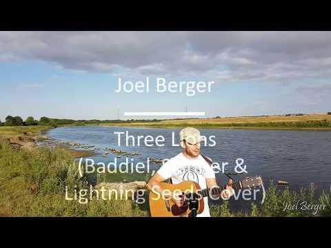 Three Lions - Baddiel, Skinner & Lightning Seeds (Cover)