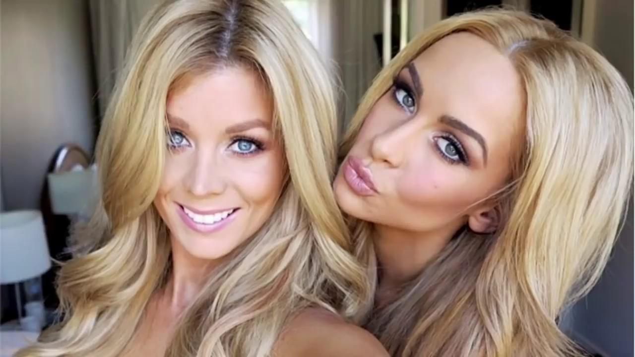 две блондинки видео - 13