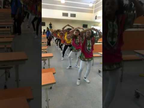 North Miami Middle School Dancers - ESPN