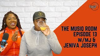 MEEK MILL VS THE JOKER || THE MUSIQ ROOM EPISODE 13 W/MJ FEAT JENIVA