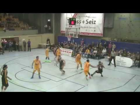 tv saarlouis VS schwelm (19pts, 13rebs, 2steals, 2blocks)