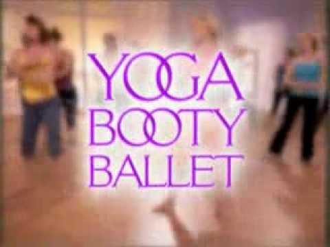 Yoga Booty Ballet Infomercial (Dave Linden Voice Over)