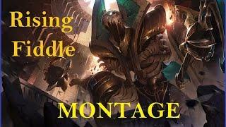 Fiddlesticks Montage - League Of Legends (New skin)