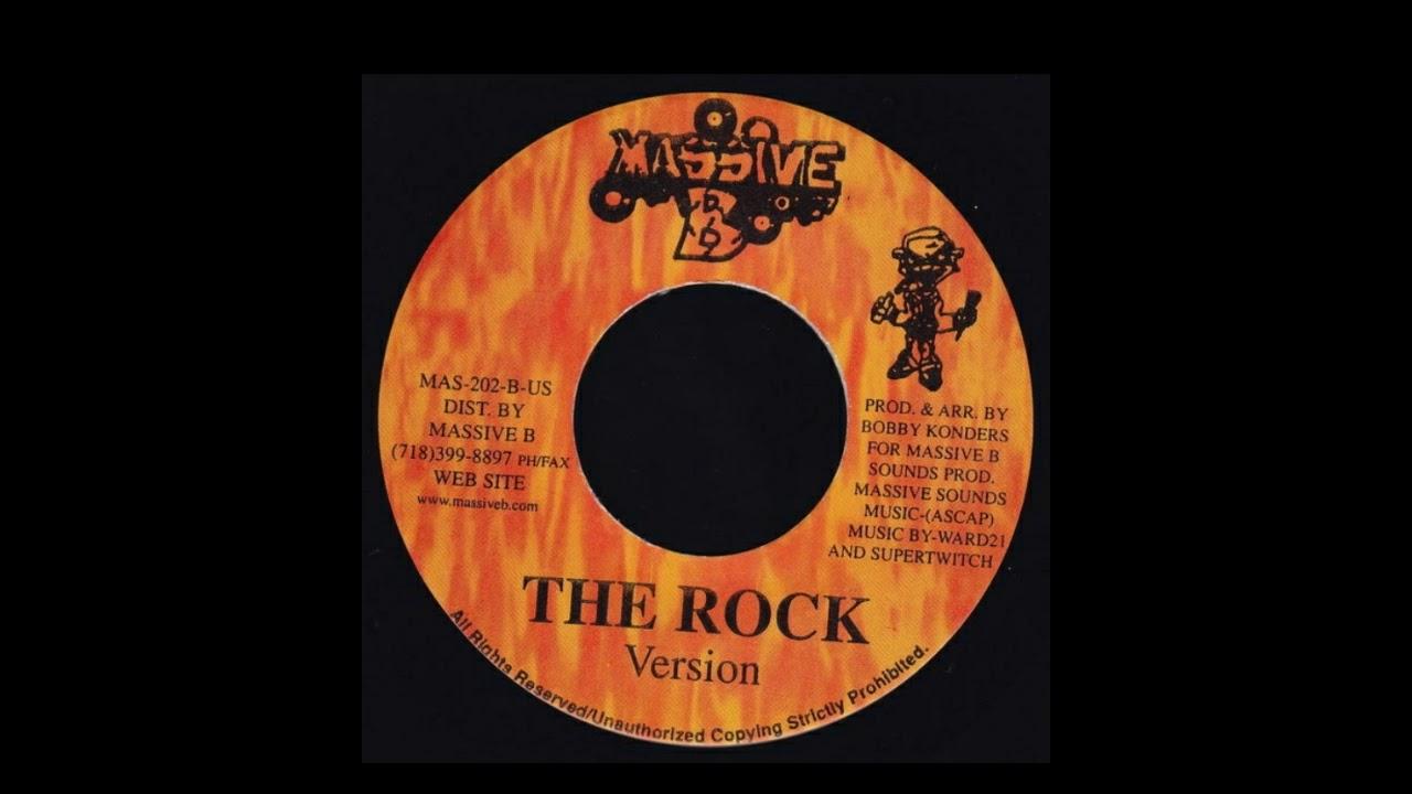 The Rock Riddim (200) Vicksmoka