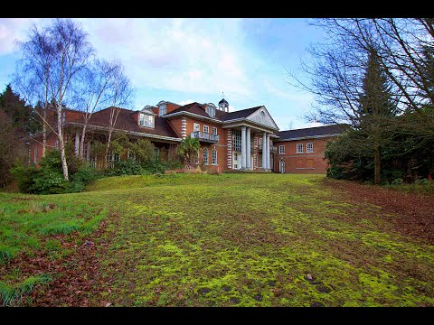 Billionaires Row BRITAINS ABANDONED Mansions (ABANDONED SINCE THE 90S)