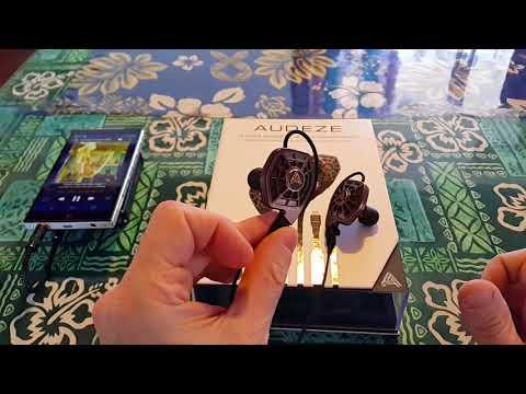 AUDEZE iSINE 20 IEM REVIEW (Audiophile meets power user )
