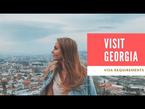 Georgia Travel Visa 2020 | Visa | Requirements