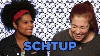 People Try To Define Yiddish Words