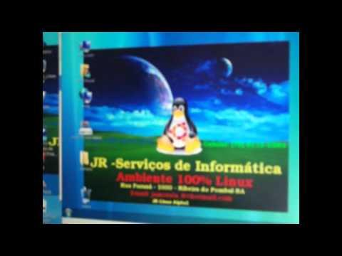 Linux com cara de Windows 7   DVD
