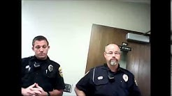 Waukesha City Attorney Call Cops on Man for paper work pt1 8 11 15