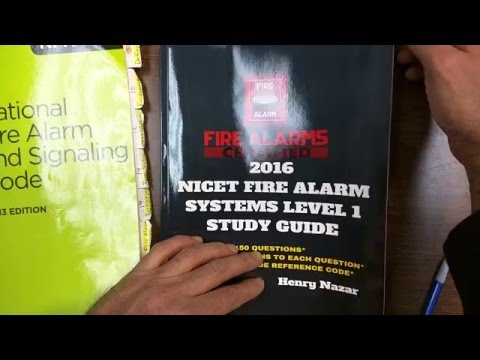 NICET Fire Alarm Systems Level I Study Guide