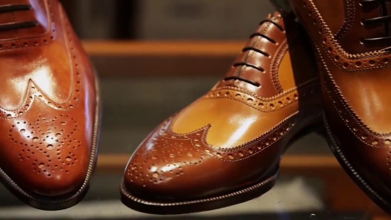 Quy trình đóng giày da theo yêu cầu – Sprezzatura.vn – 0936216112 – Xưởng đóng giày Hà Nội