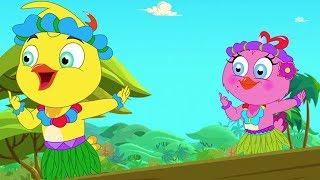 Eena Meena Deeka | Hawaii | Funny Cartoon Compilation | Cartoons for Children