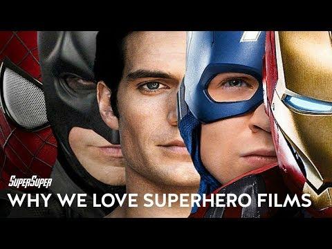 Why We Love Superhero Films?   Video Essay