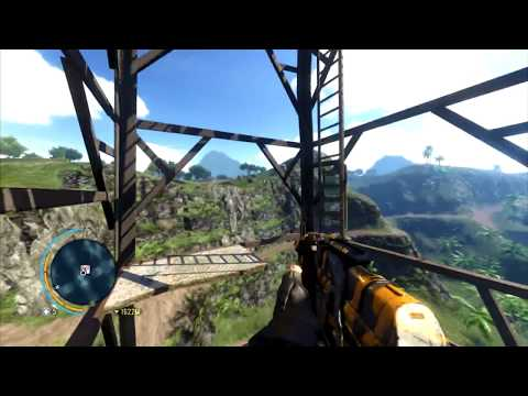 Far Cry 3 | All South Island's Radio Tower
