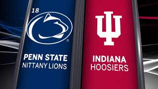 Penn State at Indiana: Week 8 Preview | Big Ten Football thumbnail