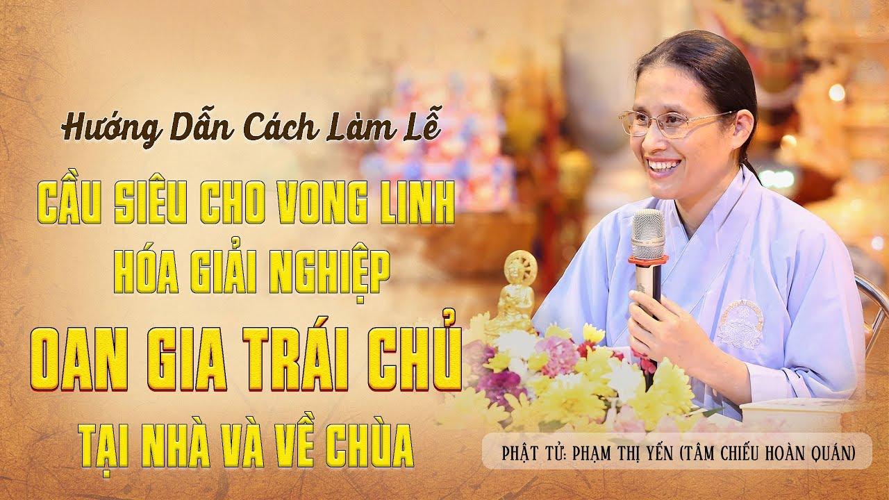 🔴 [TRỰC TIẾP] TRẢ LỜI CÁC THẮC MẮC – Phật tử Phạm Thị Yến