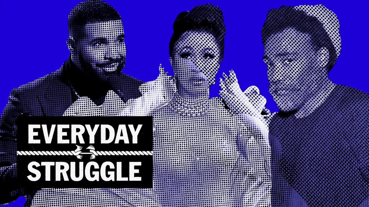 Cardi B Wins Best Rap Album, Drake Shades Grammys, Soulja Boy Cancels Gucci | Everyday Struggle