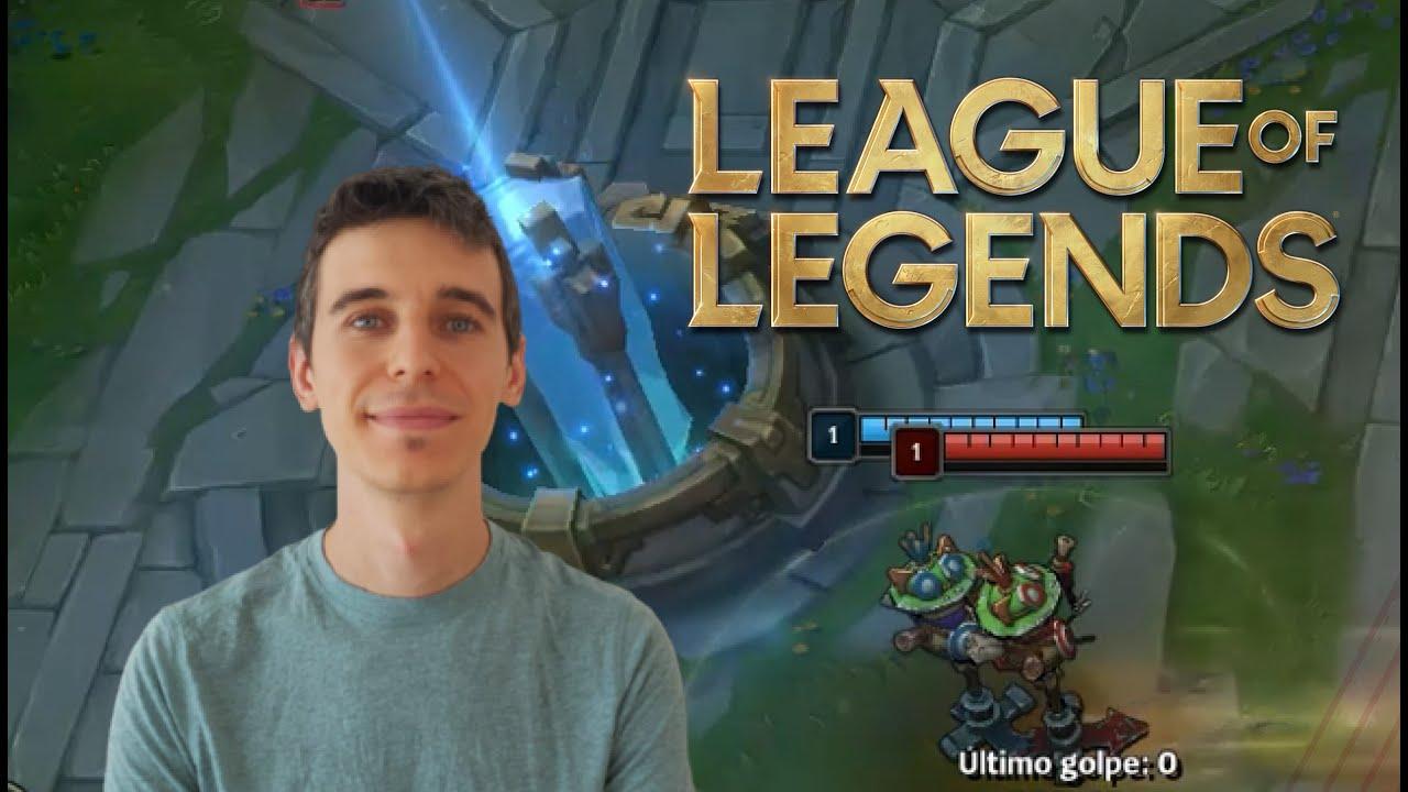 League of Legends en directo   Jugando LOL con vosotros