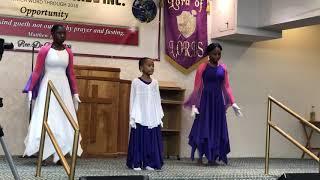 Doxology (Hallelujah) David & Nicole Binion feat. Tasha Cobbs cover Pantomime with Dance Like David