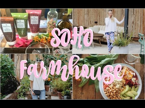 Glamping at  SoHo Farmhouse with Origins!   |   Fashion Mumblr