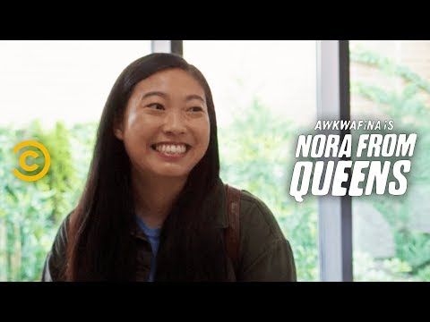 A Tour of Nora's Dope New House - Awkwafina is Nora from Queens