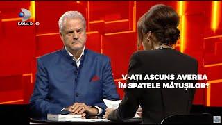 40 de intrebari cu Denise Rifai (05.01.2021) - Tir de intrebari acide la adresa lui Adrian Nastase?
