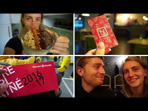 OPERA, Incruenti a co jsem dnes jedla VEGAN | GoWee vlog #46