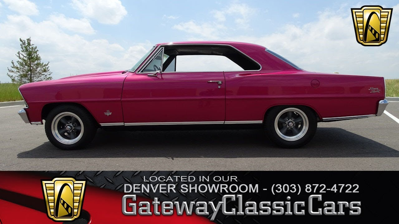 1967 Chevrolet Nova Ss Now Featured In Our Denver Showroom 15 Den 1951 Impala Super Sport