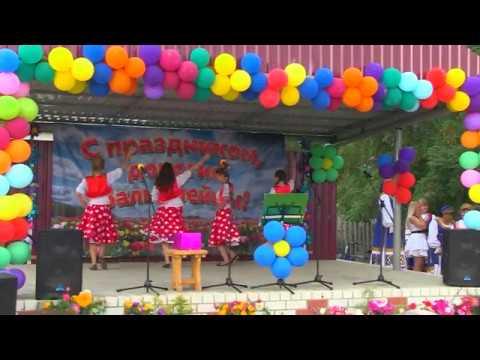 День села Верхний Балыклей 2018