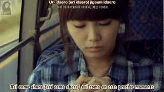 EunJi & Seo In Gook - Our Love Like This - Sub. Español - (Rom-Han)