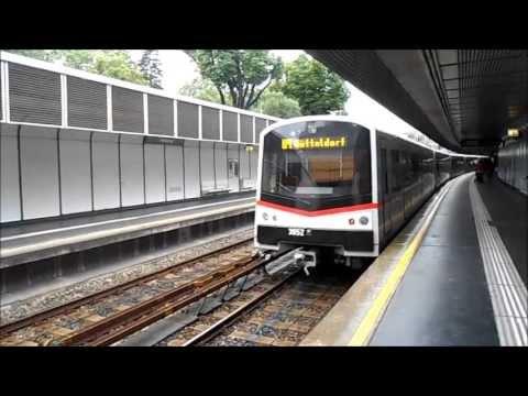 U-Bahn Wien - U-Bahn-Station Hietzing U4