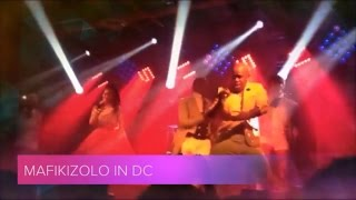 Mafikizolo Live In Concert | Washington DC | 2016 | Vlog #14