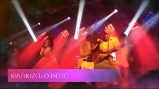 Mafikizolo Live In Concert | Washington DC | 2016 | Vlog #14