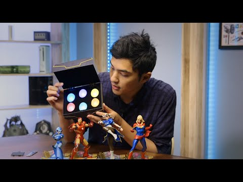 Marvel Vs. Capcom: Infinite Collector's Edition Unboxing