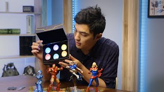 This is Joey's personal Marvel Vs. Capcom: Infinite Collector's Edi...