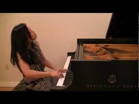 Rihanna (ft. Mikky Ekko) - Stay (Artistic Piano Interpretation by Sunny Choi)