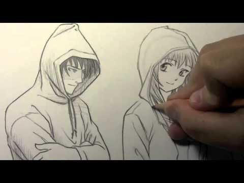 Cách vẽ áo khoác - Mark Crilley