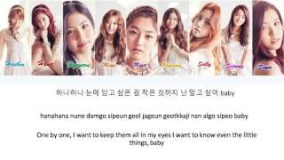 Gugudan(구구단) - Wonderland Color coded lyrics Han/Rom/Eng