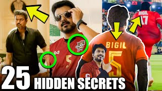 BIGIL Trailer: 3 Vijay In Bigil Movie? - Hidden Secrets & Detailed Breakdown