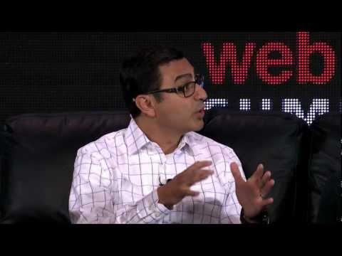 "Web 2.0 Summit:  Vic Gundotra and Sergey Brin, "" A Conversation with..."""