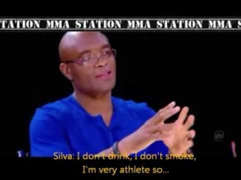 Interview (english subtitles) with Anderson Silva (07/21/13) - De Frente Com Gabi